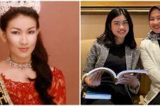 Momen 4 mantan Putri Indonesia dan anak ini bak kakak adik