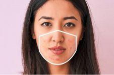 3 Hal yang wajib kamu ketahui soal maskne, kelamaan pakai masker nih