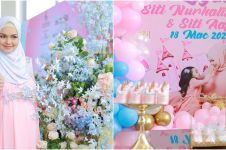 7 Momen Siti Nurhaliza rayakan ultah anak, rilis single & produk baru