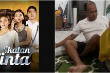 Viral suami kena prank istri karena Ikatan Cinta, terpaksa makan sabun