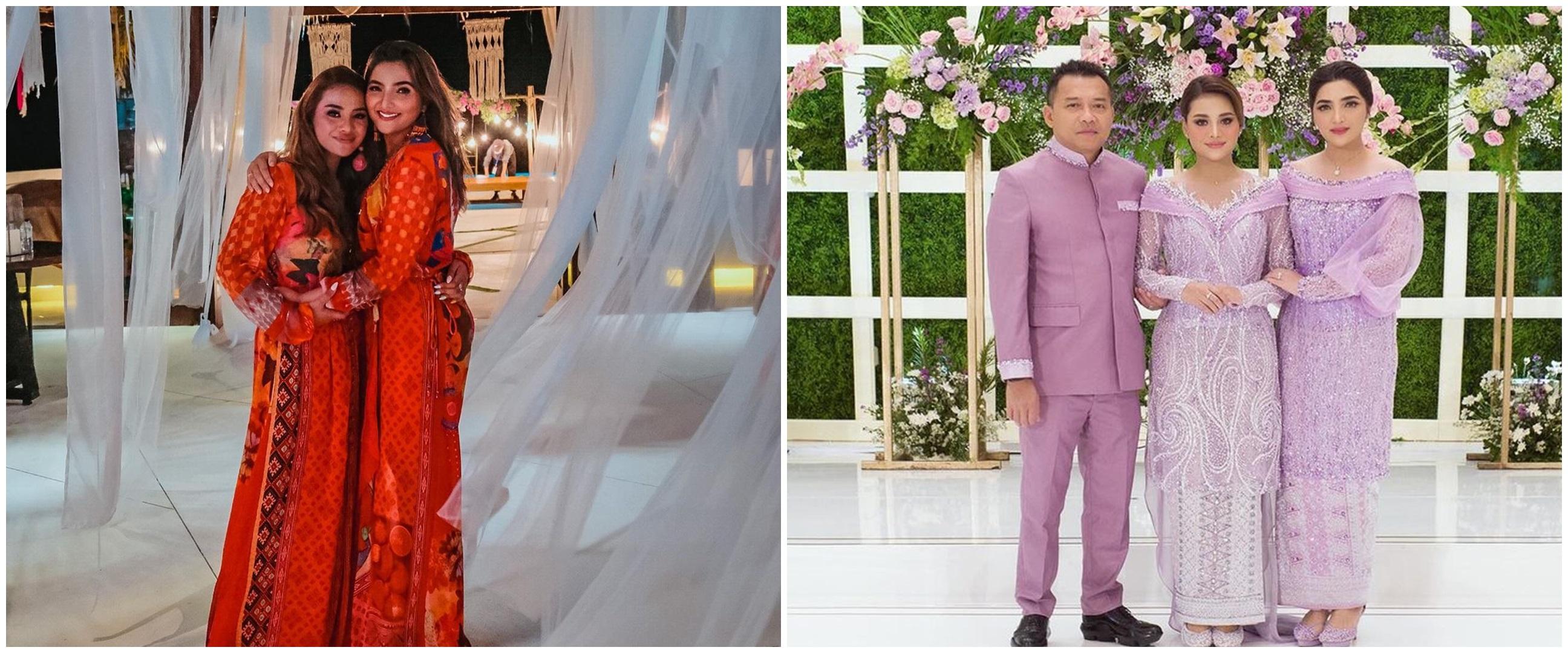 Jelang momen nikah, Ashanty tulis pesan haru untuk Aurel Hermansyah