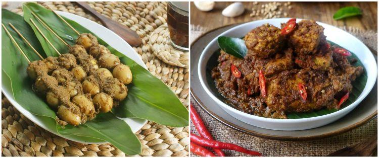 7 Resep rendang sederhana tanpa daging, mudah dibuat dan enak