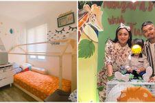 8 Potret penampakan kamar anak Selvi Kitty, dilengkapi perabotan lucu
