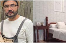 10 Potret kamar Surya Saputra dan Cynthia Lamusu yang hemat budget