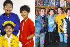 10 Potret lawas Coboy Junior, bikin nostalgia usai adakan reuni