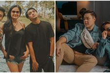 12 Potret kompak Ricky Harun dan Jeje Soekarno, brother goals