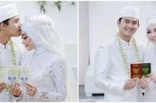 10 Momen pernikahan Ikbal Fauzi 'Ikatan Cinta', maskawinnya unik