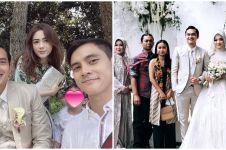 8 Momen tim sinetron Ikatan Cinta hadiri pernikahan Ikbal Fauzi
