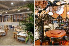 Potret resto dan kafe milik 16 seleb cantik, punya Ayu Dewi mewah