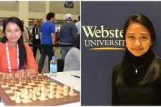 Hadapi Dewa Kipas, ini 10 potret Irene Sukandar Grandmaster Indonesia