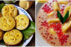 10 Resep olahan pisang untuk hajatan, simpel dan enak