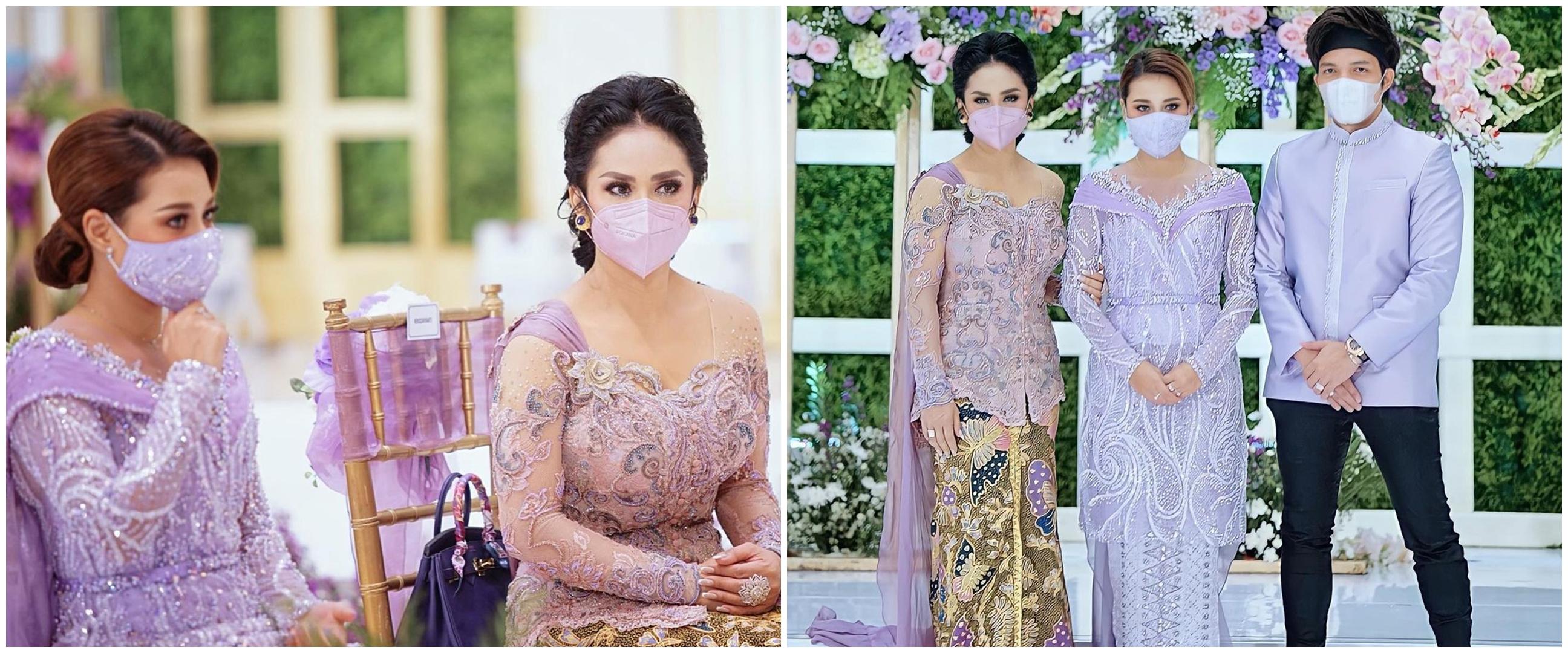 Aurel Hermansyah segera menikah, Krisdayanti ungkap pesan menyentuh