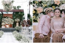 Intip dekorasi siraman 10 seleb jelang menikah, dipenuhi bunga cantik