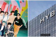 Agensi BTS ganti nama jadi HYBE, ini 4 penjelasan lengkapnya