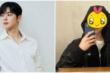 8 Gaya rambut baru Cha Eun-woo ASTRO, pertama kali ubah warna