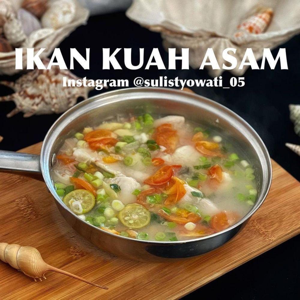 resep ikan kuah asam ©Instagram