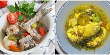 10 Resep ikan kuah asam, segar, enak, dan mudah dibuat