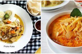 12 Resep olahan sayur pepaya muda berkuah, enak dan sederhana