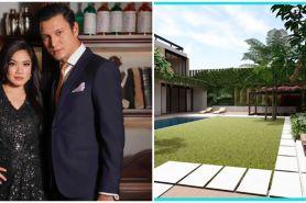 8 Penampakan desain rumah baru Titi Kamal, mewah & penuh tanaman