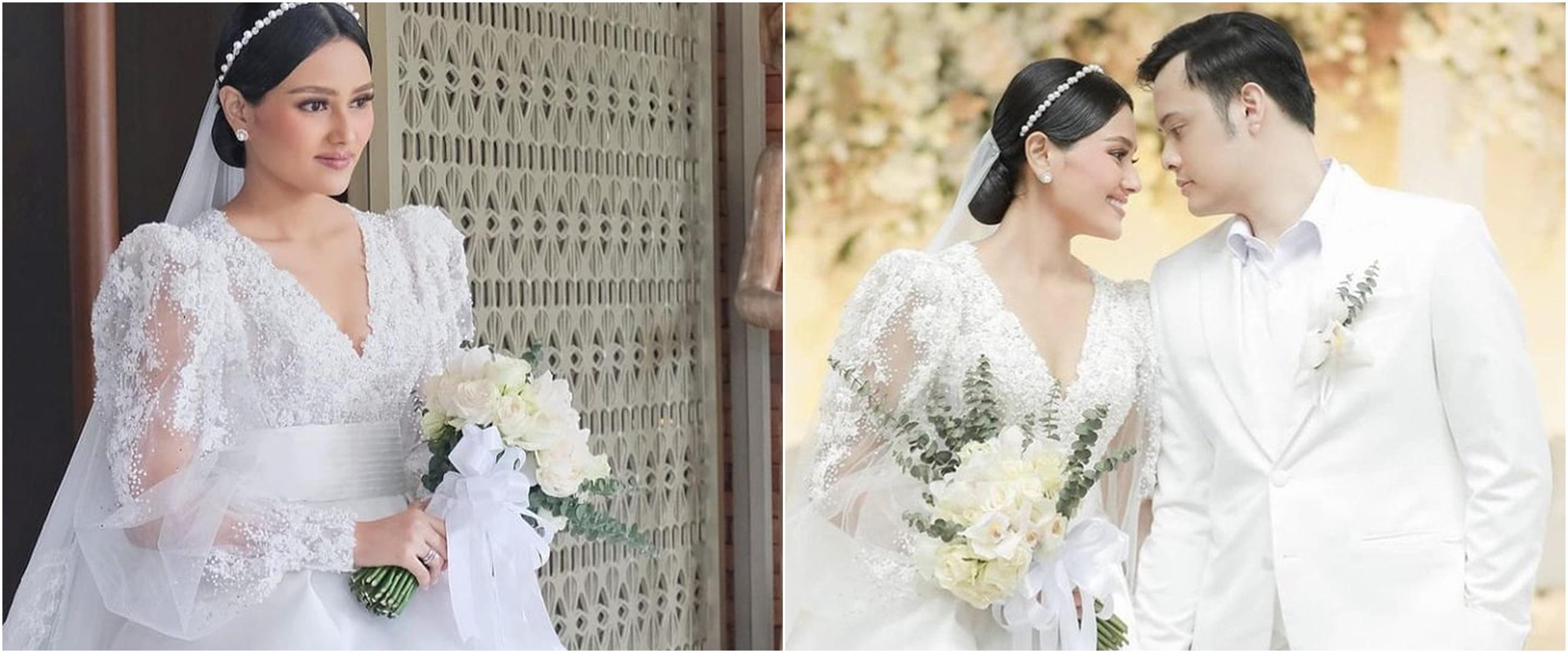 10 Momen manis pernikahan Jesica Fitriana, Puteri Indonesia Pariwisata
