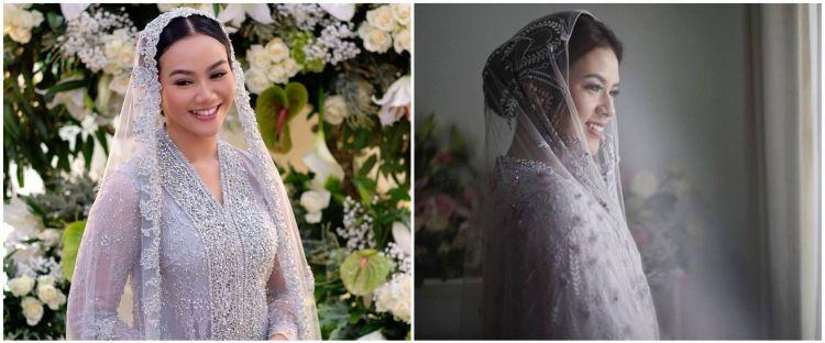 Pesona 10 penyanyi di pengajian jelang nikah, Aurel Hermansyah cantik