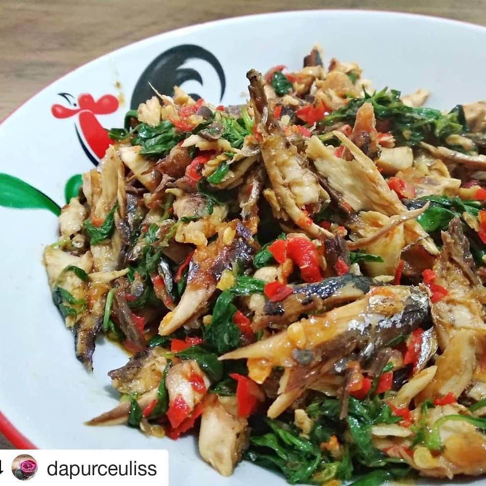 Resep seafood paling sederhana Instagram