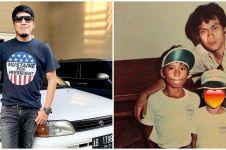 10 Transformasi Desta, kian macho di usia 44 tahun