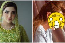 8 Potret muka bantal Ashanty, tetap memesona dan bikin gagal fokus