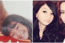 10 Potret lawas ibunda Glenca Chysara, pernah gabung girlband