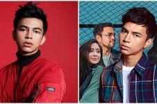 Debut jadi aktor, ini 10 momen Dimas Ahmad syuting web series