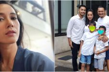 10 Potret terbaru Mira Asmara 'Jin dan Jun', jadi ibu dari tiga anak