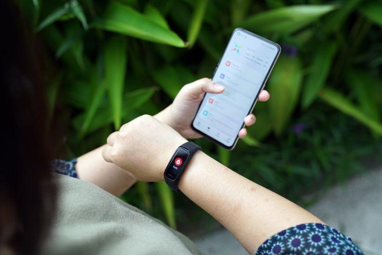 6 Fakta Oppo Band, perangkat mini untuk gaya hidup sehat anak muda