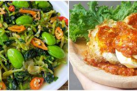 15 Resep olahan terasi dalam berbagai masakan, simpel dan enak