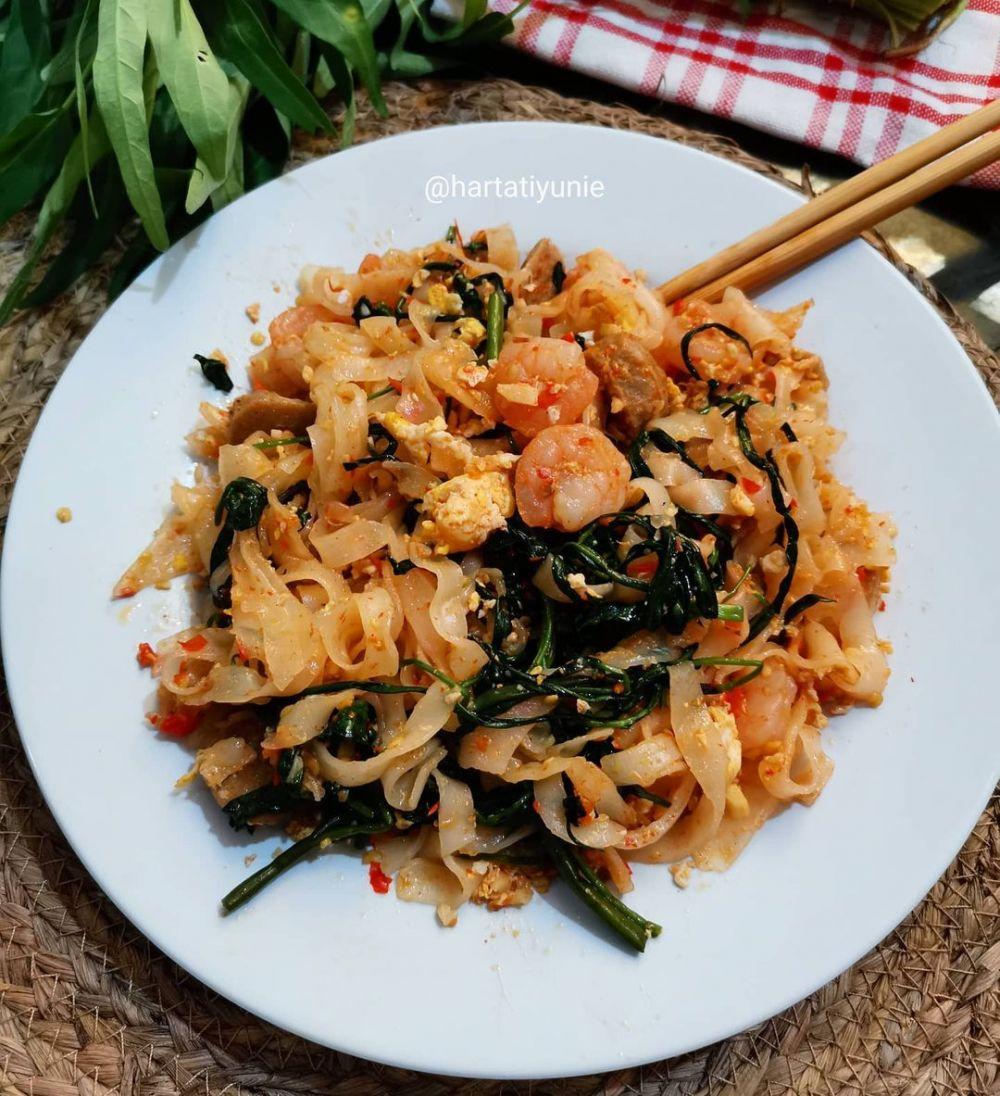 Resep olahan terasi dalam berbagai masakan Instagram