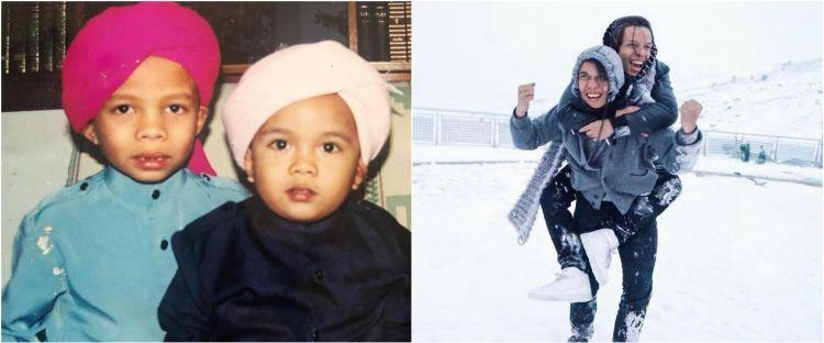 10 Potret kebersamaan Atta dan Thariq Halilintar, sibling goals