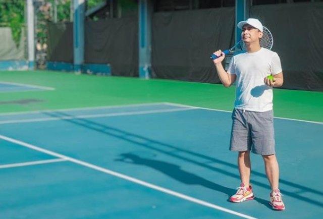gaya seleb olahraga tenis © Instagram