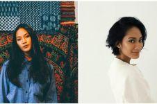 10 Transformasi gaya rambut Tara Basro, dari keriting hingga pendek