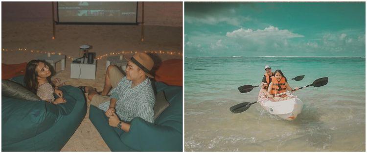 10 Momen liburan Jeje Soekarno & Prilly Latuconsina, didoakan berjodoh