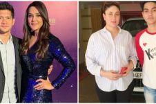 7 Momen seleb foto bareng artis India, Shah Rukh Khan peluk Luna Maya