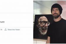 Cuitan pertama bos Twitter terjual Rp 41,67 miliar, akan didonasikan