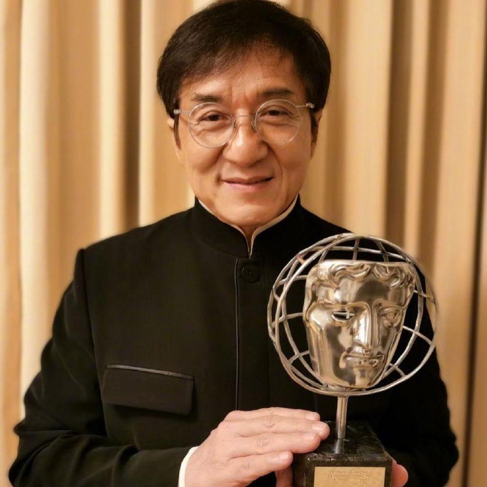 Potret terbaru Jackie Chan © 2021 brilio.net