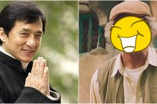 8 Potret terbaru Jackie Chan, viral karena tampak tua di sebuah video