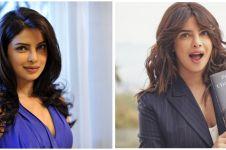 5 Potret lawas Priyanka Chopra sebelum operasi hidung, bikin pangling