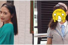 8 Potret Prilly Latuconsina dengan rambut baru, dipuji bak anak SMP