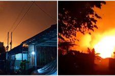 7 Fakta kebakaran kilang Pertamina Balongan, ratusan orang mengungsi