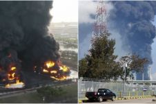 Fakta terkini kebakaran kilang minyak Balongan di Indramayu