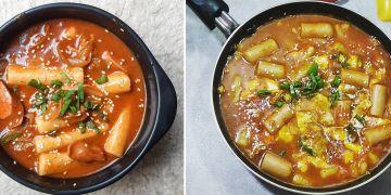 8 Resep tteokbokki ala rumahan, enak, kenyal, dan mudah dibuat