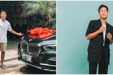 8 Momen perayaan ulang tahun ke-31 Vidi Aldiano, dapat kado mobil