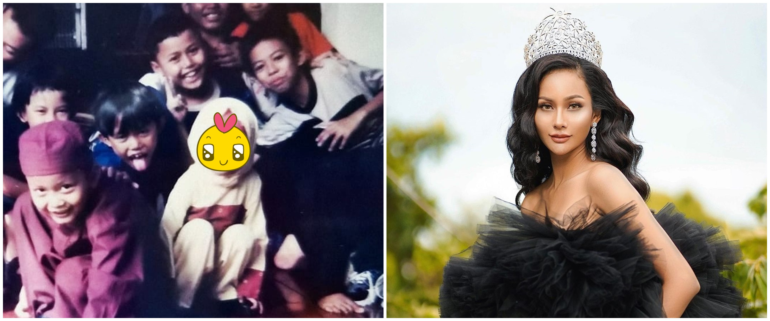 7 Transformasi Aurra Kharishma runner up 3 Miss Grand International
