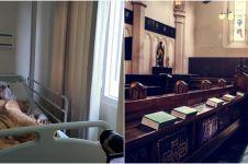 Kisah heroik Kosmas pengadang bomber Gereja Katedral Makassar